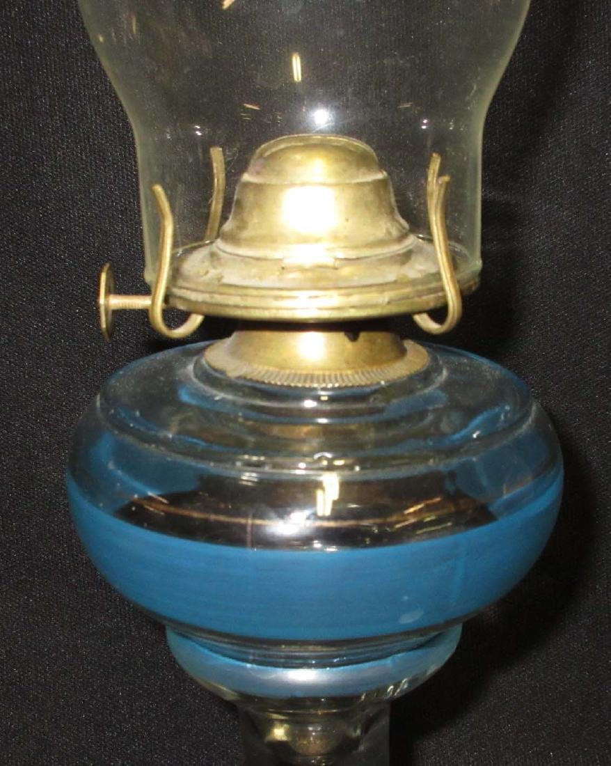 Early H.P. Oil Lamp - 3
