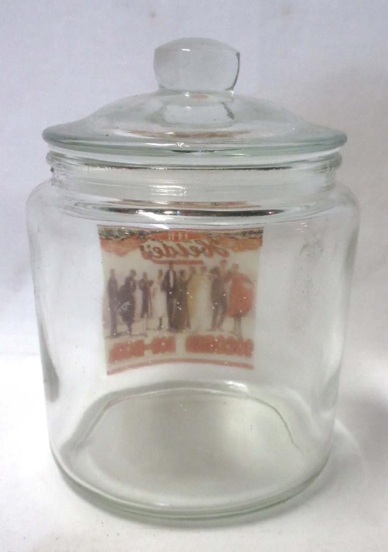 Modern Heidi's Bon-Bons Store jar - 2