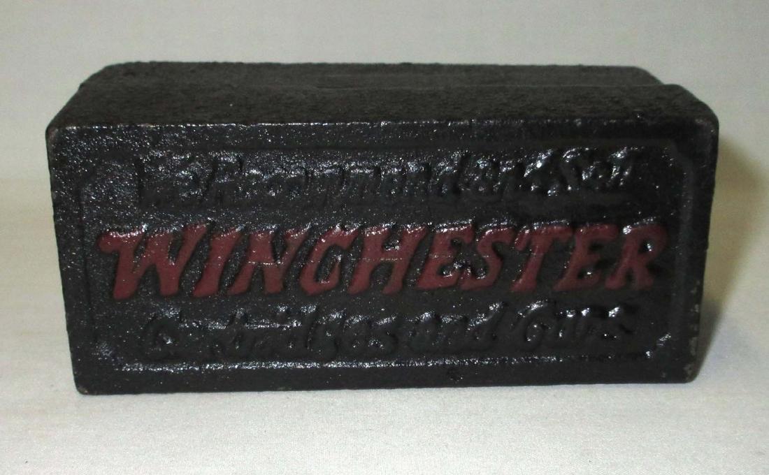 Modern Cast Iron Winchester Bank