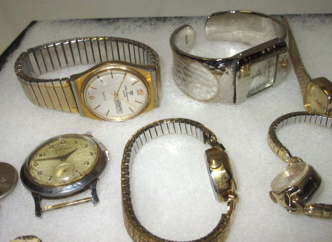 Group of Wristwatches 11 piece - 2
