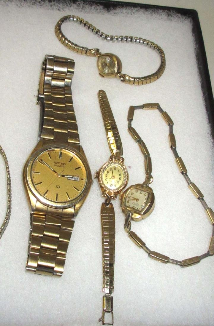Group of Wristwatches 11 piece - 3