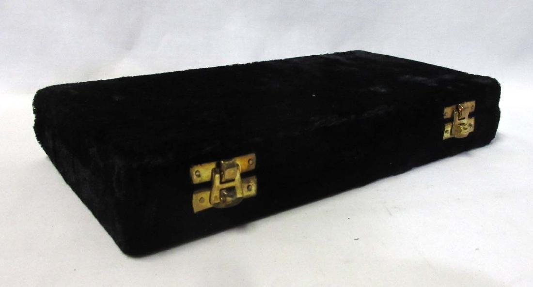 Modern Brass Gold Scales in case - 4
