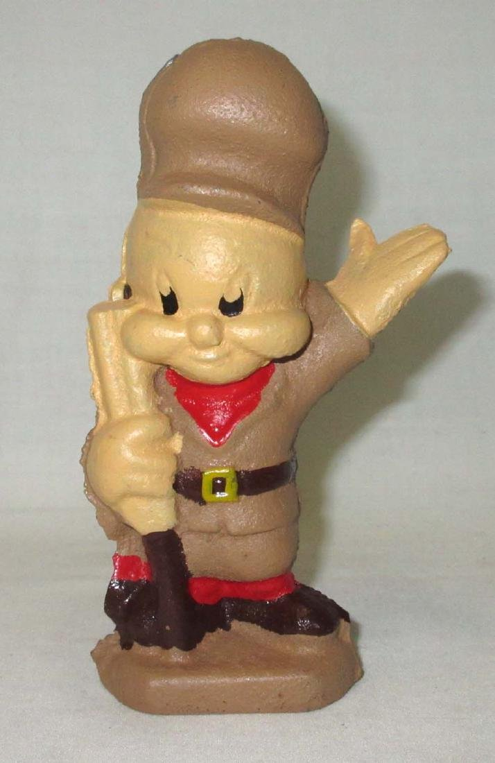 Modern Cast Iron Elmer Fudd Bank