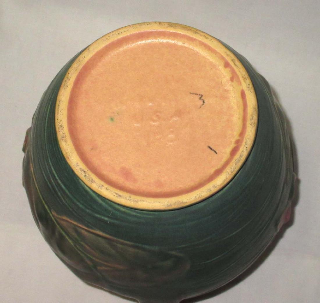 Roseville Pottery Cookie Jar 1-8 - 4
