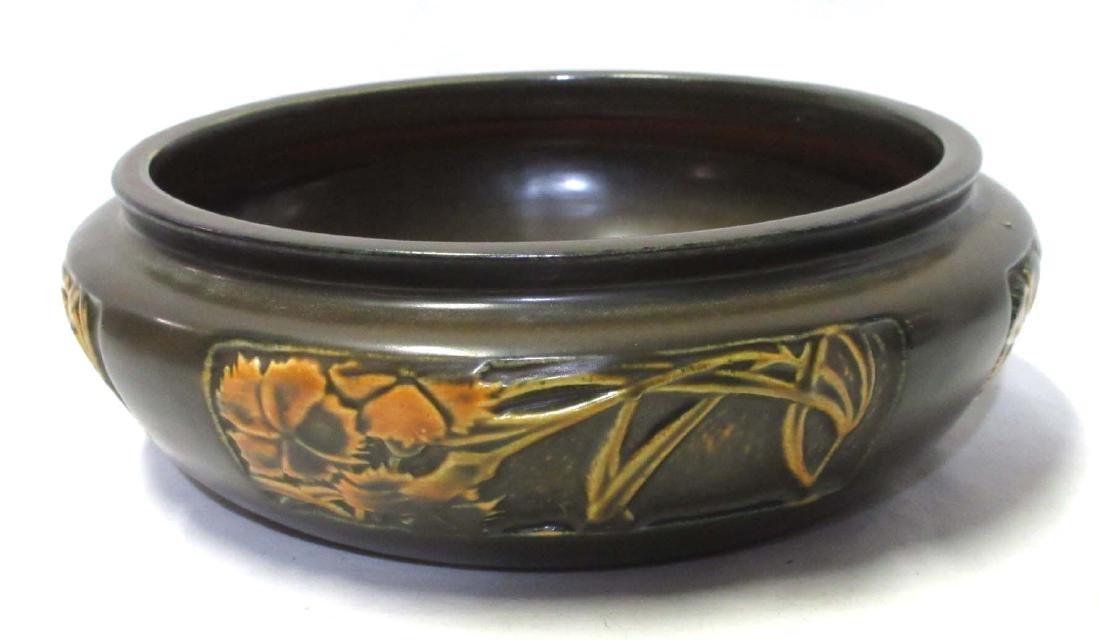 Early Roseville Pottery Bowl