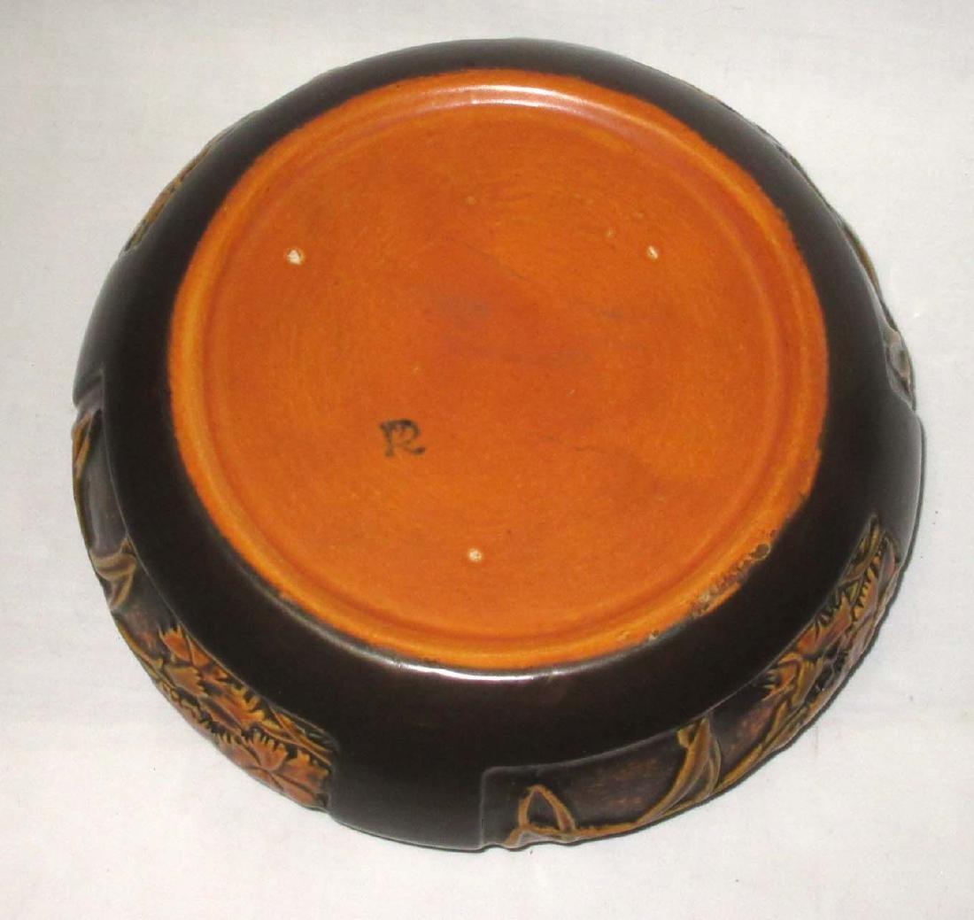 Early Roseville Pottery Bowl - 3