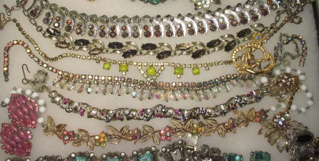 Lg Lot of Jewelry for Harvest or Repair - 3