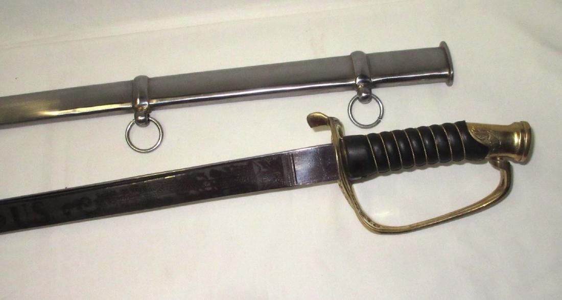 US Civil War Reenactment Sword