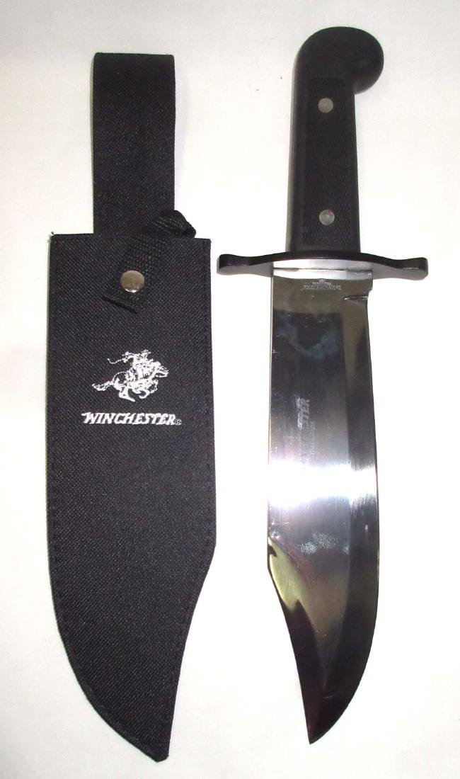"14 1/2"" Winchester Bowie Knife"