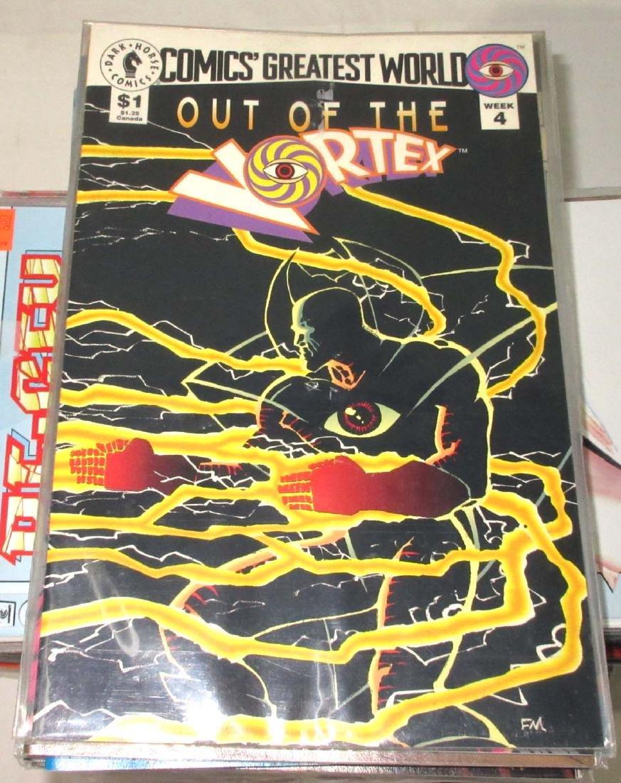 100 New Unread Comic Books - 2