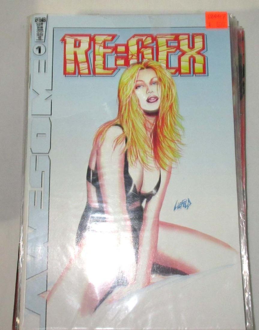 100 New Unread Comic Books - 3