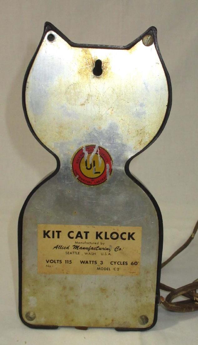 Allied Kit Kat Klock - 2