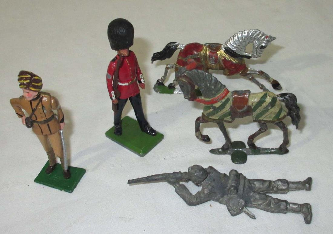Lot of Lead Soldiers - 2