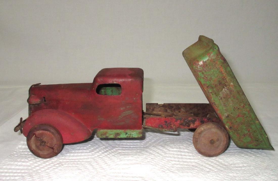 Steel Toy Dump Truck - 3