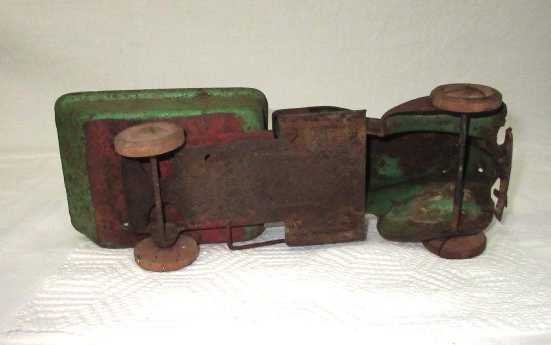 Steel Toy Dump Truck - 4