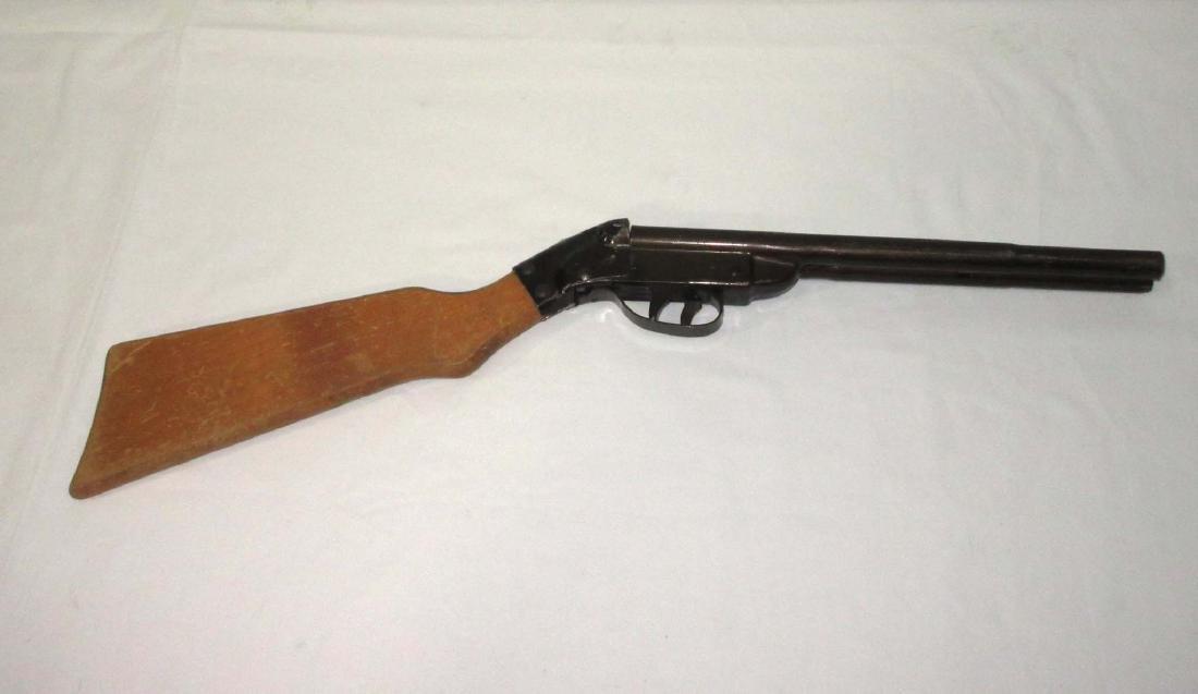 Daisy Double Barrel Cork Gun, Works - 3