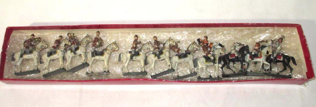 Lot of Lead Horseman