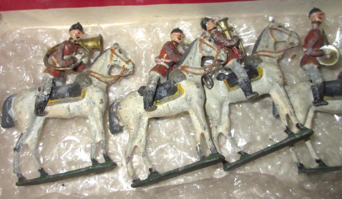 Lot of Lead Horseman - 2