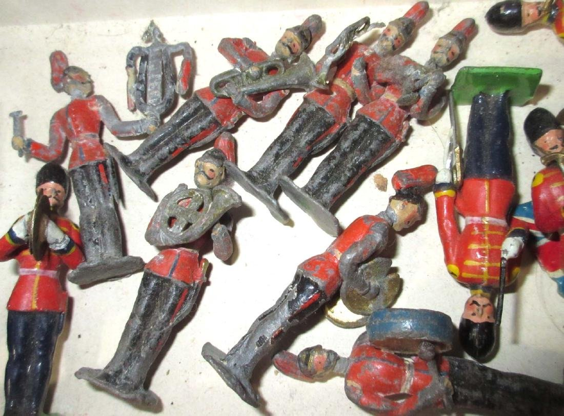 Lot of Lead Soldiers - 3