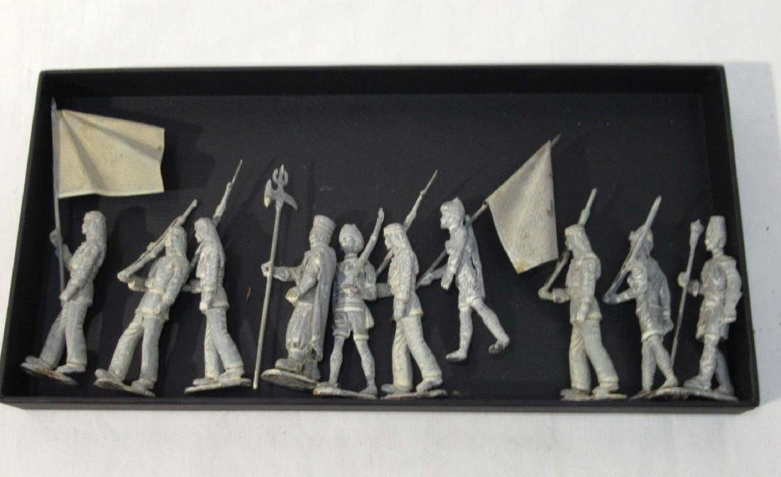 Set of Lead Soldiers