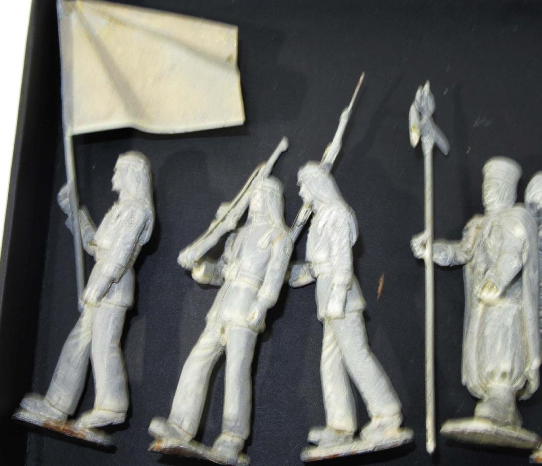 Set of Lead Soldiers - 2