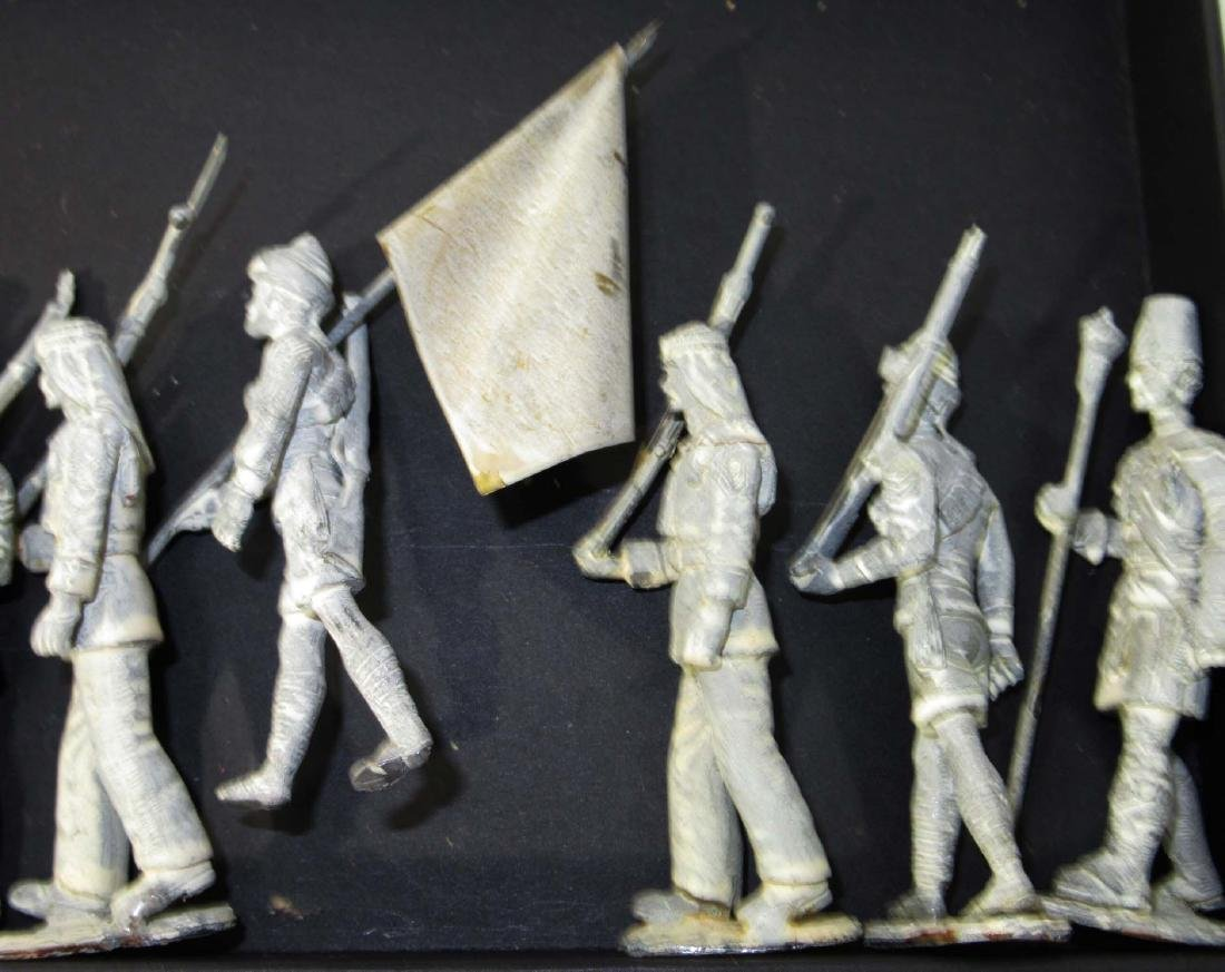 Set of Lead Soldiers - 3