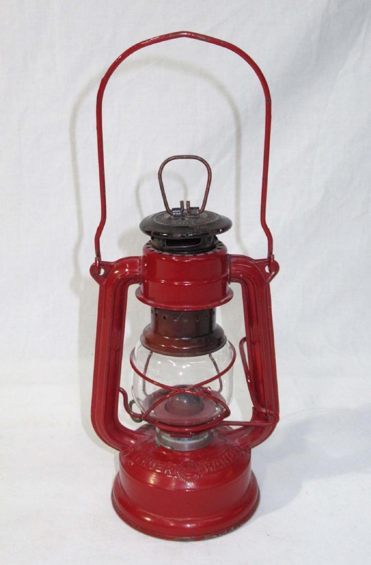 Miniature Feuer Hand Kerosene Lantern
