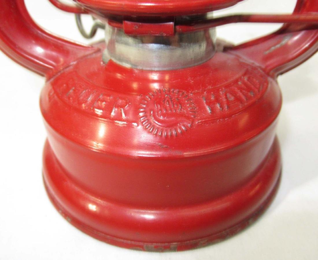 Miniature Feuer Hand Kerosene Lantern - 3