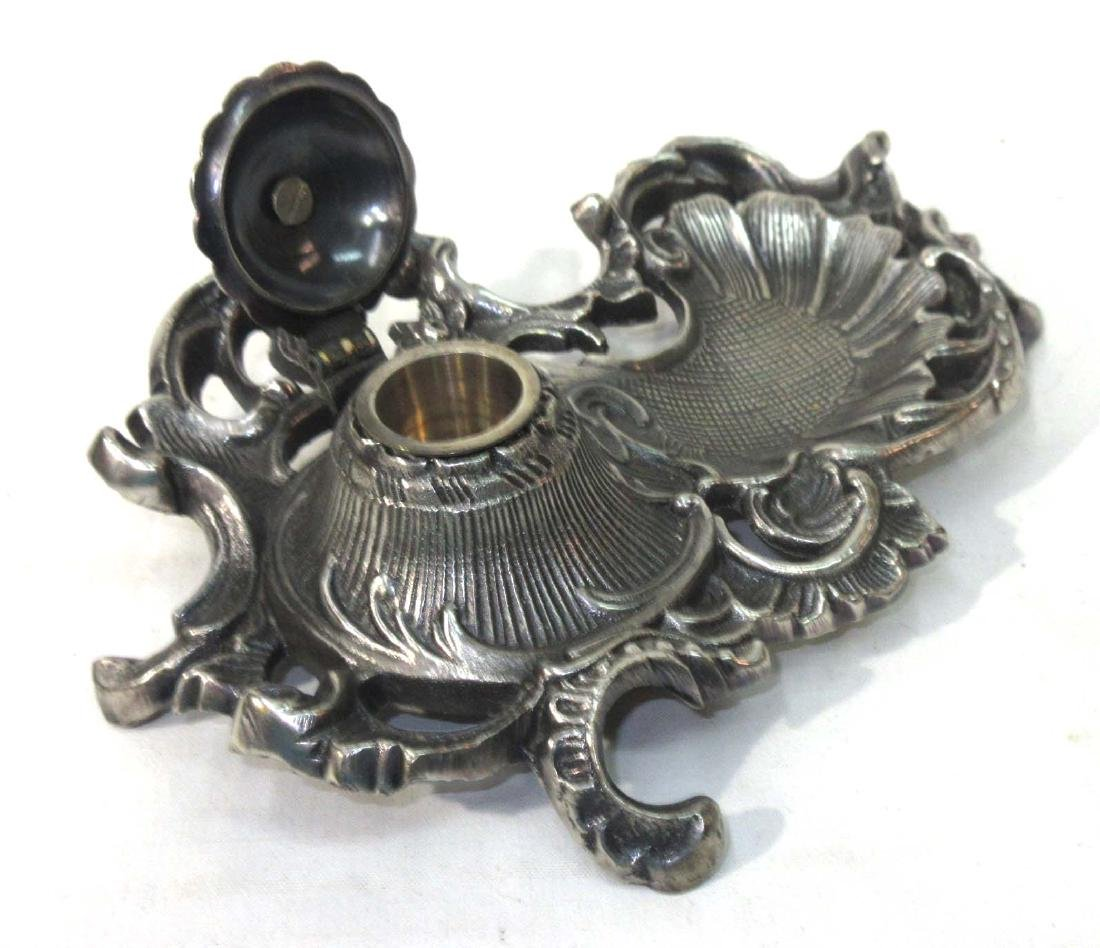Victorian Style Inkwell - 2