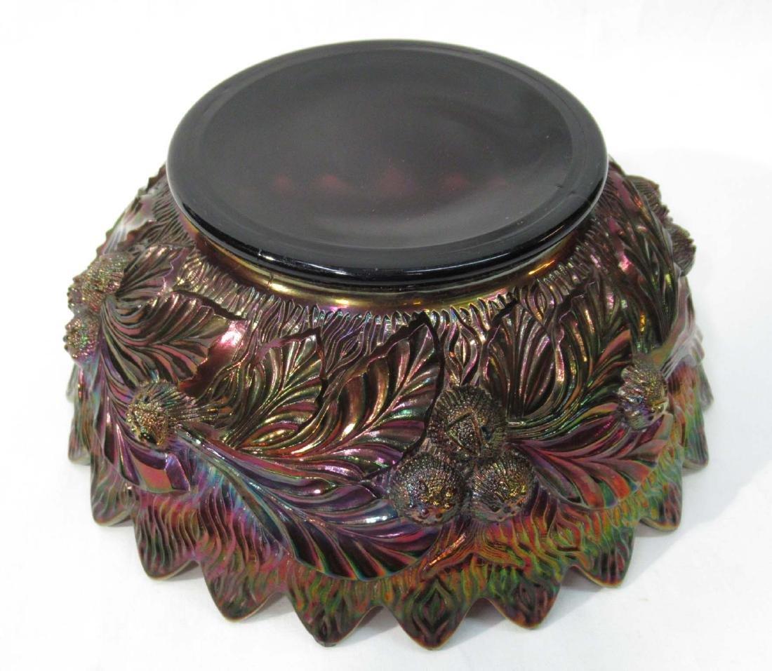 Northwood Carnival Glass Bowl - 2