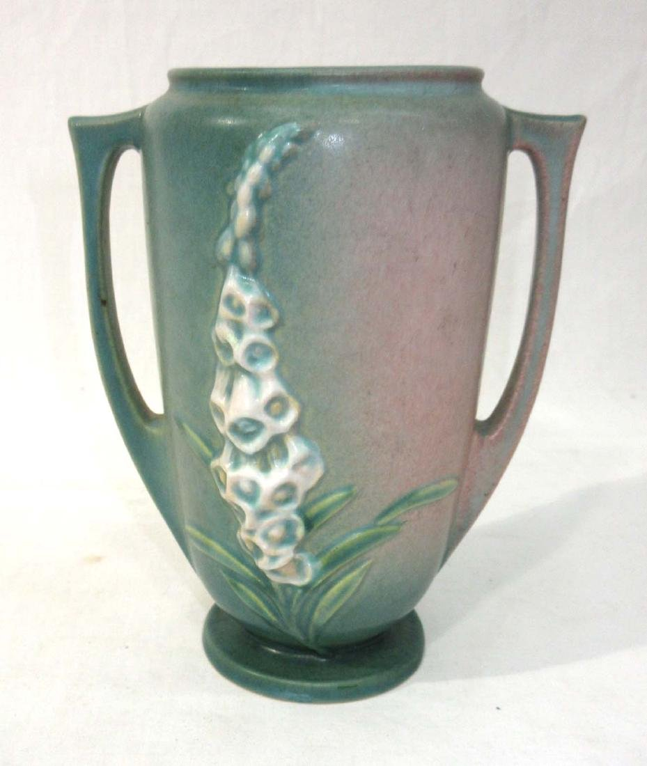 Roseville Pottery Vase 45-7 - 2