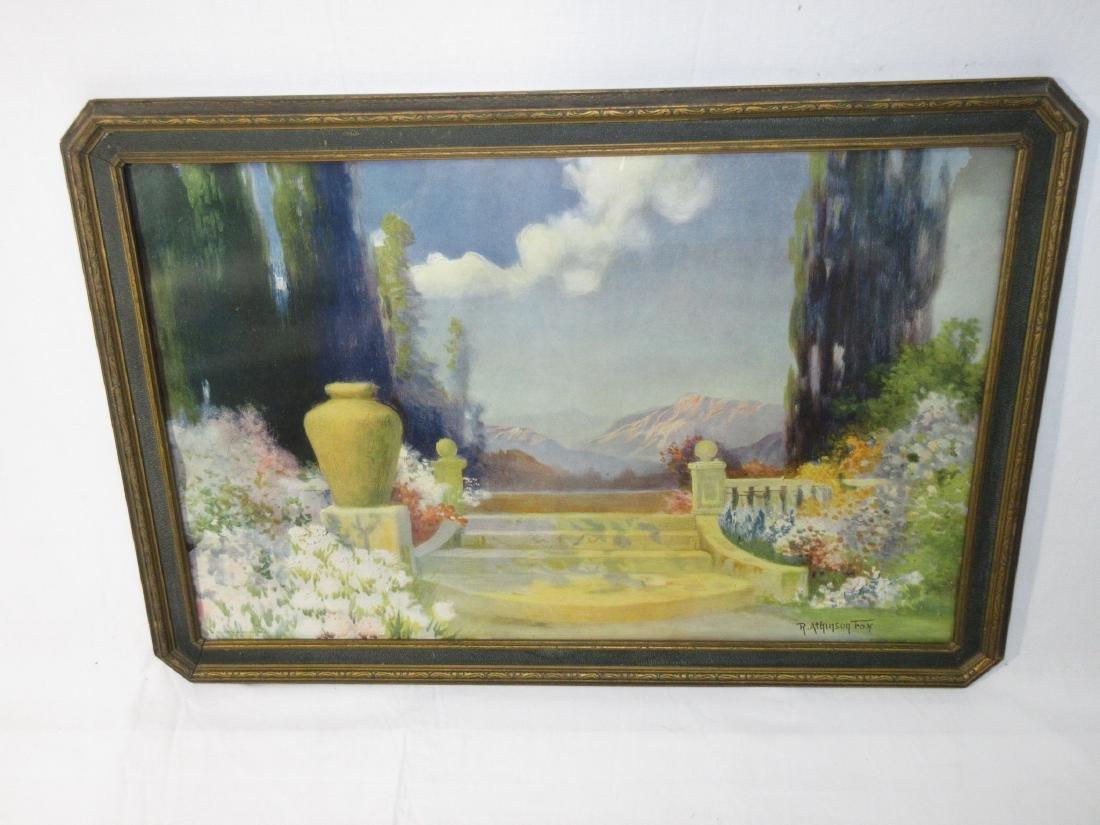"R. Atkinson Fox Print ""Dreamland"""