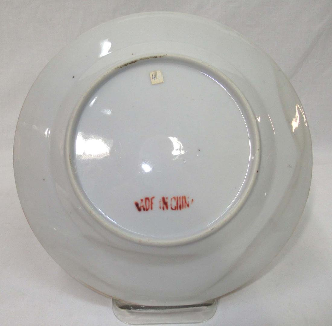 4 Oriental Plates - 3