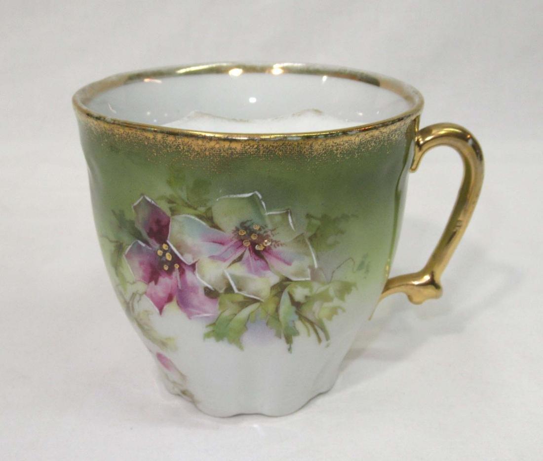 H.P. Victorian Moustache Cup