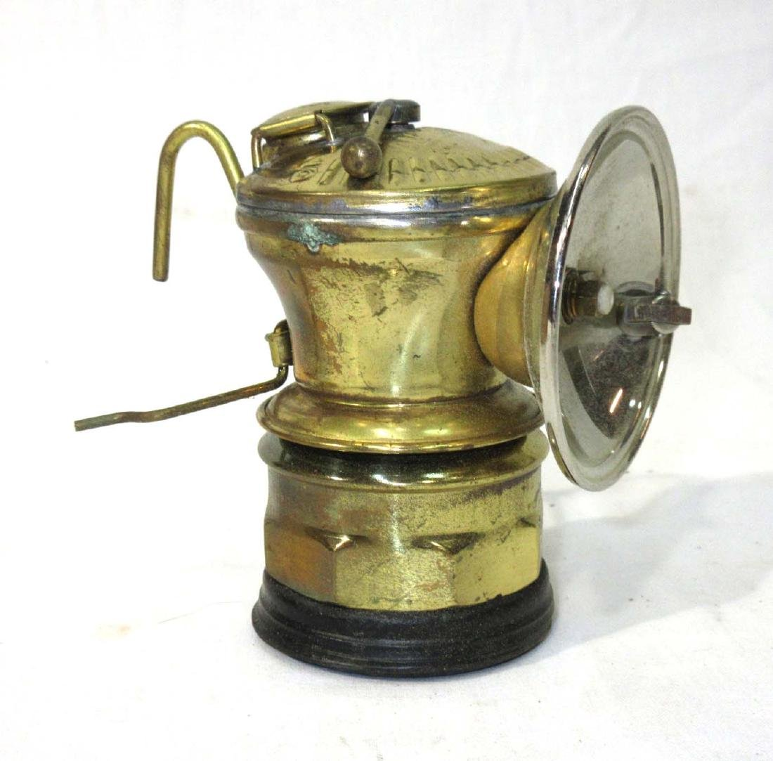 N.O.S. AutoLite Carbide Lamp - 2