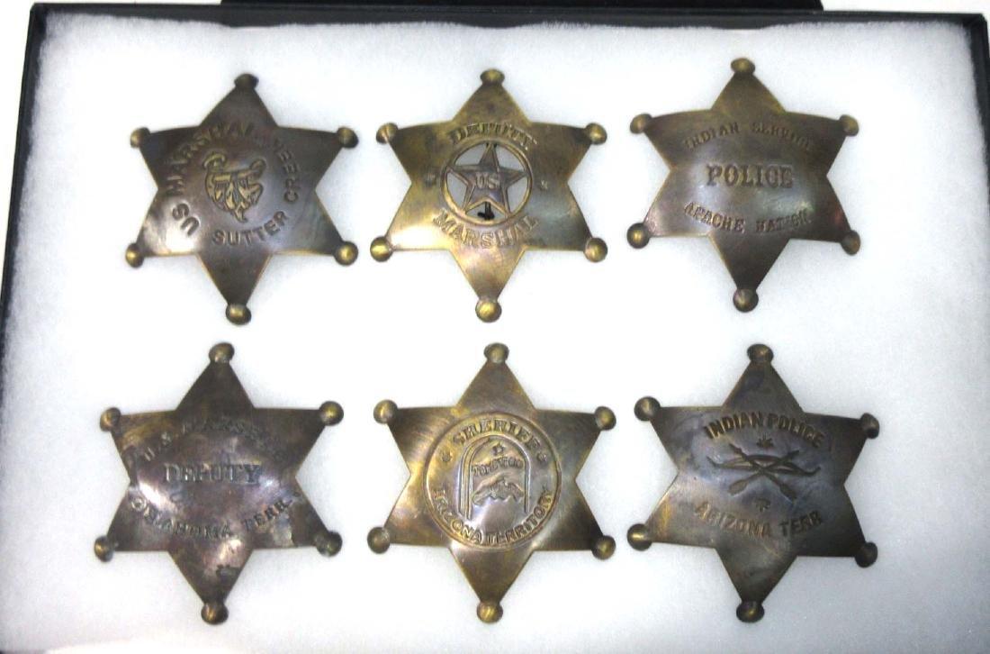 6 Modern Badges