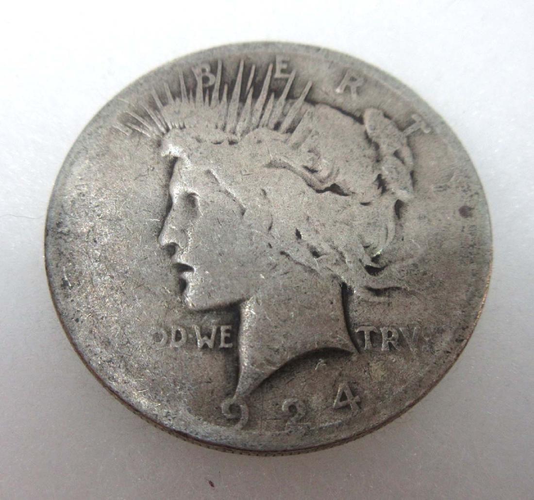 1924-S US Silver Dollar