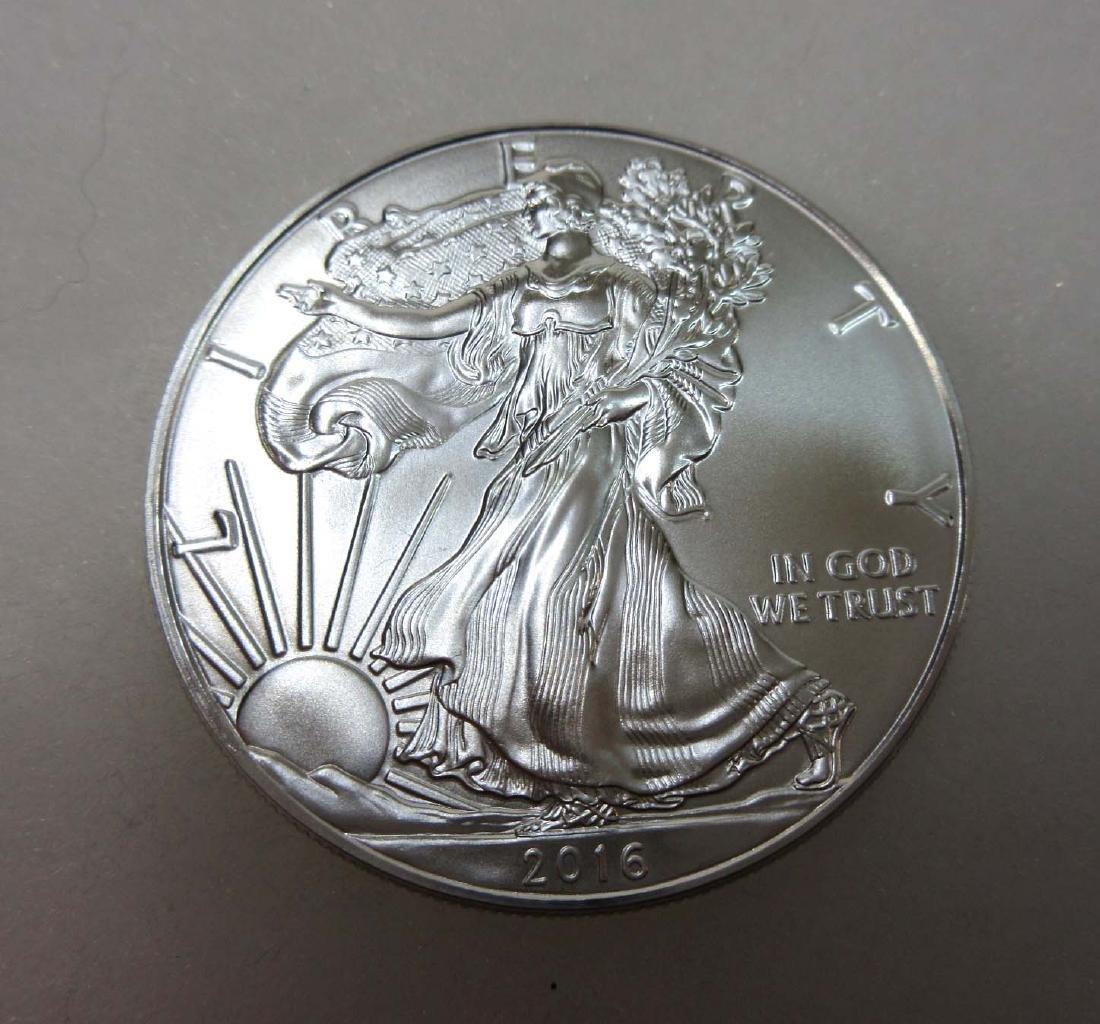 2016 Silver Eagle BU