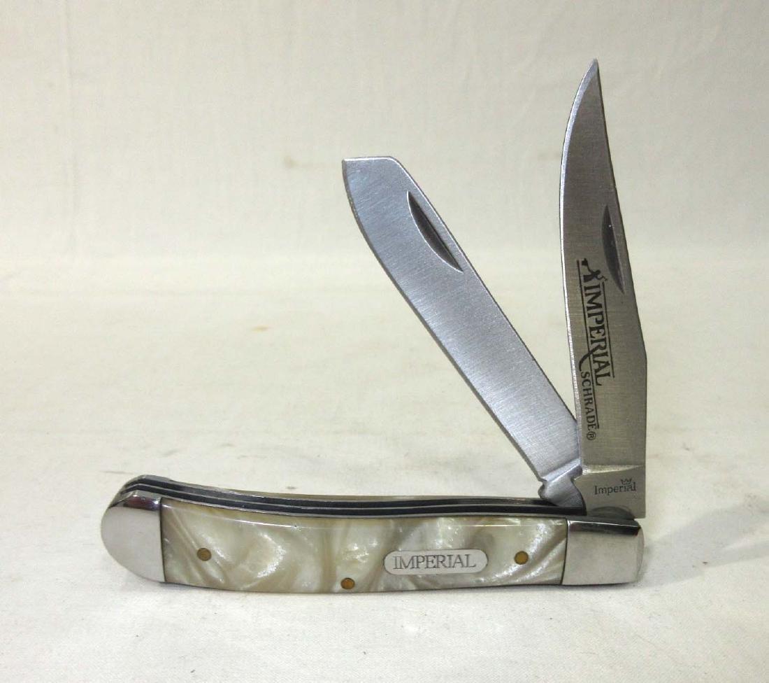 """4"""" Schrade Imperial Pocket Knife"""