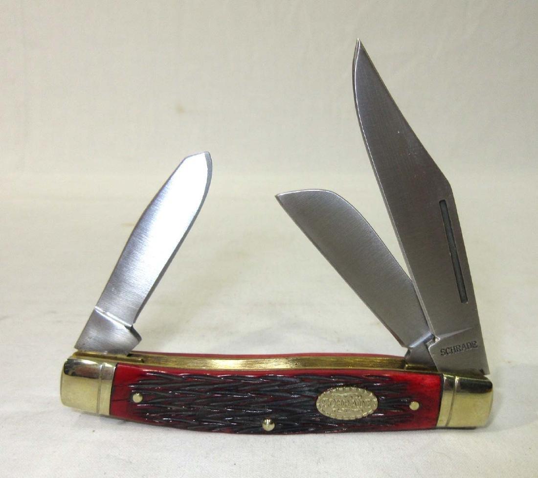 3 Blade Pocket Knife