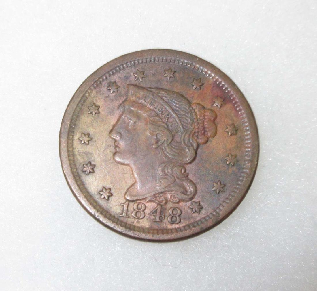 1848 Lg. Cent