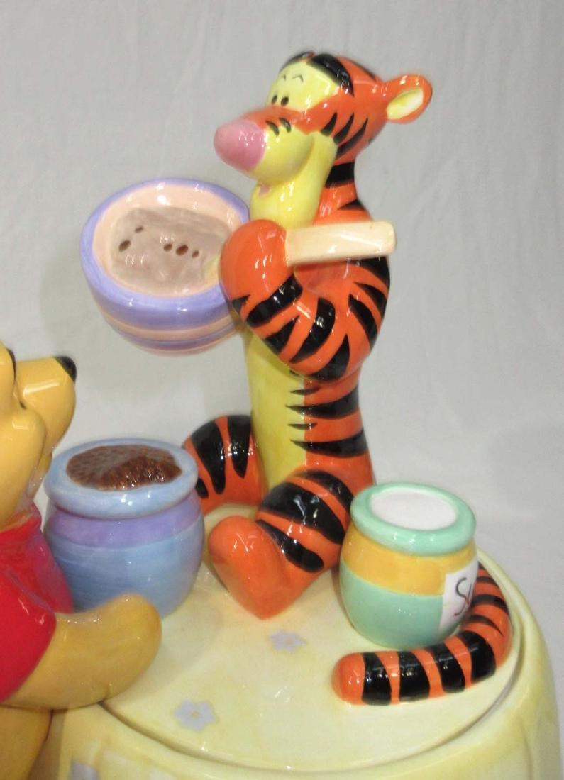 Pooh & Tigger Cookie Jar - 2
