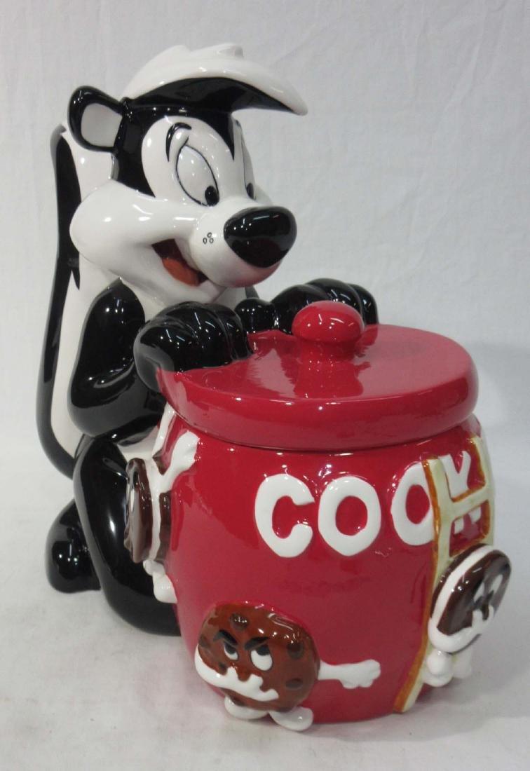 Pepe Le Pew Cookie Jar