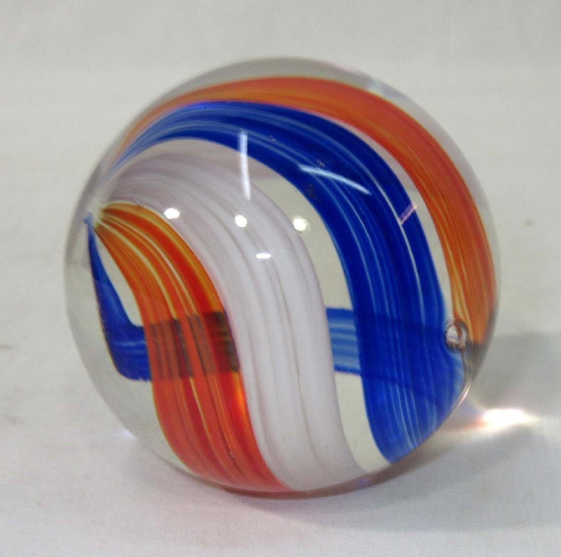 "2 1/2"" Swirl Marble"
