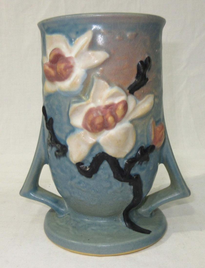 Roseville Pottery Vase Magnolia