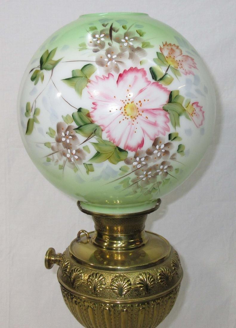 Cherub Base Banquet Lamp - 3