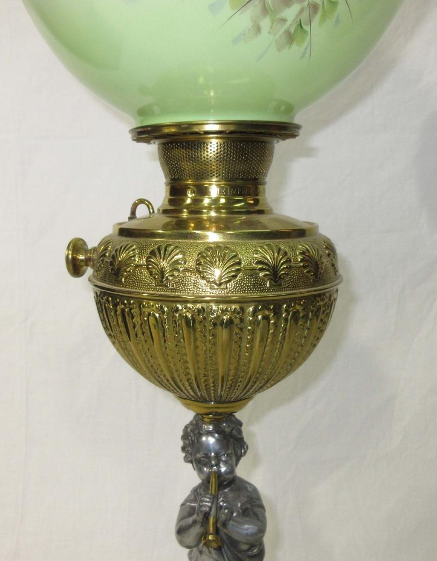 Cherub Base Banquet Lamp - 4