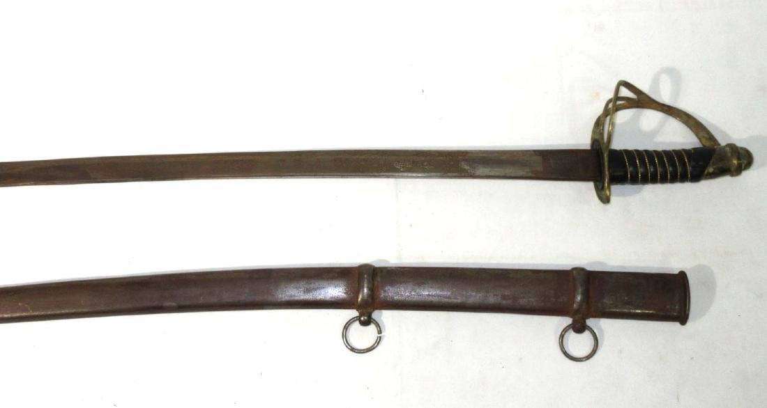 Reenactment Civil War Sword