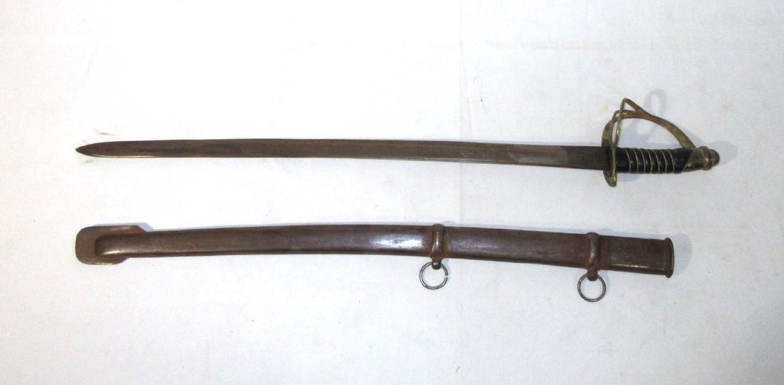 Reenactment Civil War Sword - 4