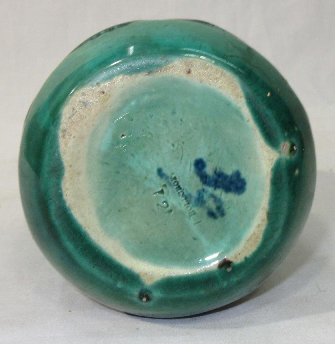 Majolica Syrup Pitcher - 3